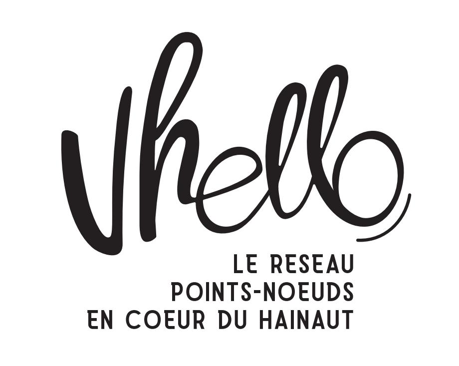 Vhello - Le réseau points-noeuds en coeur du Hainaut