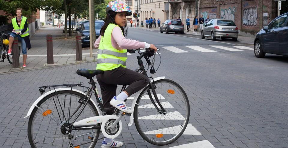 Cycliste Image le brevet du cycliste ®
