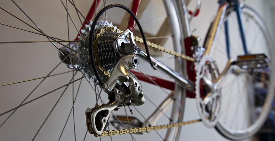 Second-hand bikes